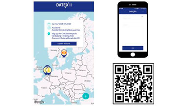 DATEX II Light App Launch!
